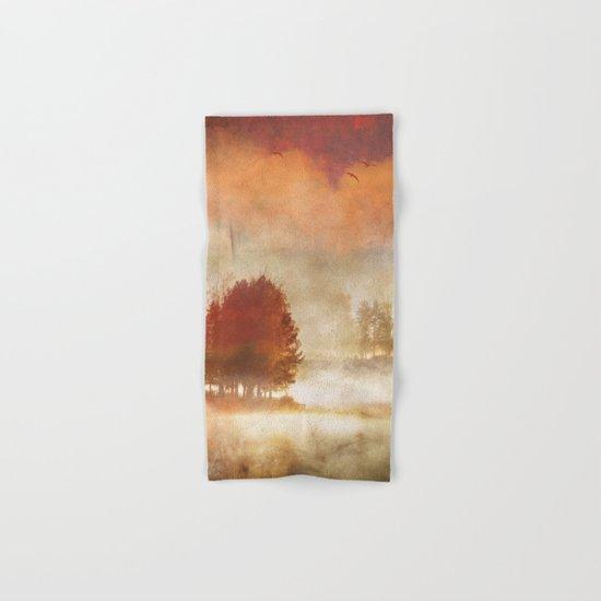 Autumn Mist Hand & Bath Towel
