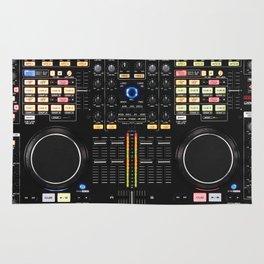 DJ Set NS7 Denon Mc6000 Rug