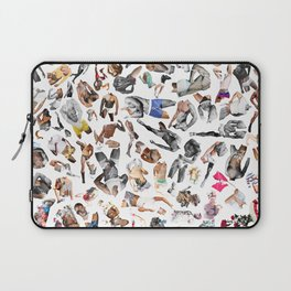 ALL THE BOYS 100 BY ROBERT DALLAS Laptop Sleeve