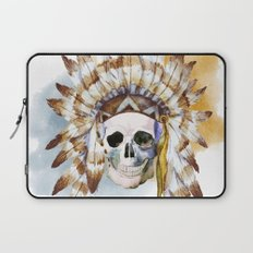 Skull 02 Laptop Sleeve