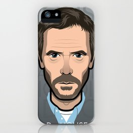 Dr. House - House  iPhone Case