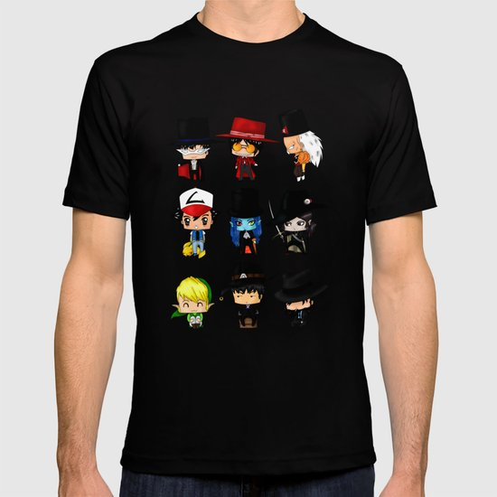 Anime Hatters T-shirt