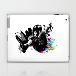SupaDupaFlyyy Laptop & iPad Skin
