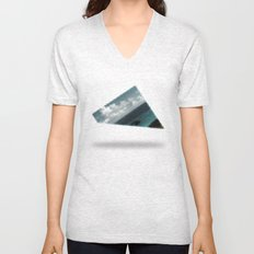 There's something wrong with the Triangle Unisex V-Neck