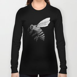 Amos Fortune Bee Long Sleeve T-shirt