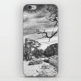 Desert View Watchtower iPhone Skin