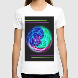 Abstract in perfection T-shirt
