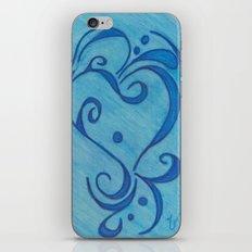 Love Surf iPhone & iPod Skin