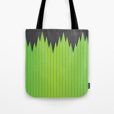 Japanese Plastic Grass Tote Bag