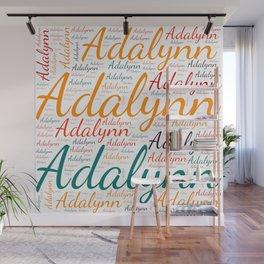 Addilynn Wall Mural