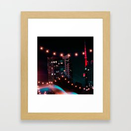 Leading Lights Framed Art Print