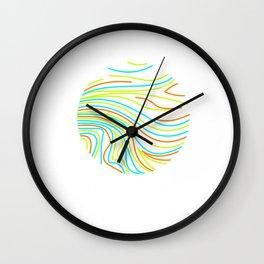 Calpurnia The Band Wall Clock