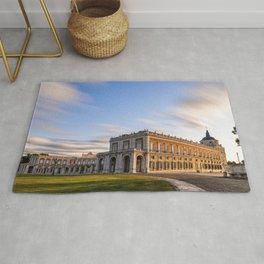 Royal Palace of Aranjuez in Madrid Rug