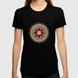 Sacred Places Red T-shirt