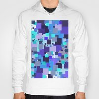 square Hoodies featuring square by sladja