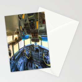 Cockpit View Ilyushin IL-18 Stationery Cards
