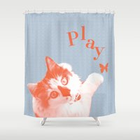 play Shower Curtains featuring Play by 1 monde à part