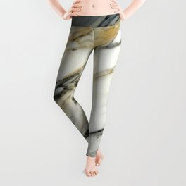 Carrara Marble Leggings