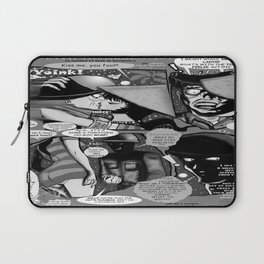 Bird of Steel Comix – #8 of 8  - (Society 6 POP-ART COLLECTION SERIES) Laptop Sleeve