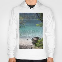boat Hoodies featuring Boat by L'Ale shop