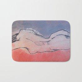 nude 01 Bath Mat