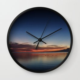 End of Day 3 Wall Clock