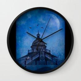 Camera Obscura - Eastbourne Pier Wall Clock