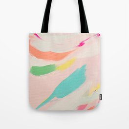 Wild Ones #3 - abstract painting Tote Bag