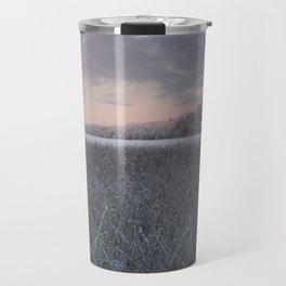 Frozen Sedge Travel Mug