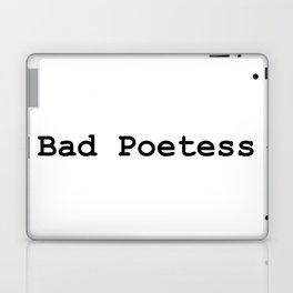 Bad Poetess Laptop & iPad Skin