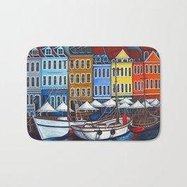 Colours of Nyhavn Bath Mat