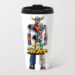 Grendizer - Mazinger Z Travel Mug