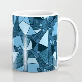 Origami whales Coffee Mug