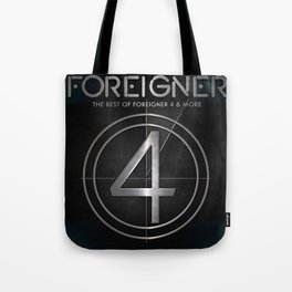 foreigner tour 2017 ty1 Tote Bag