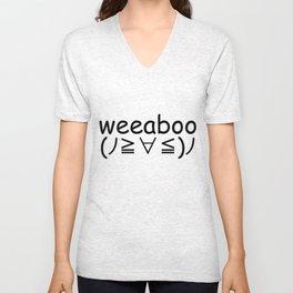 Weeaboo Unisex V-Neck