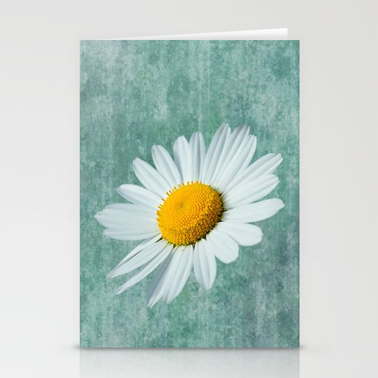 Daisy Head Stationery Cards
