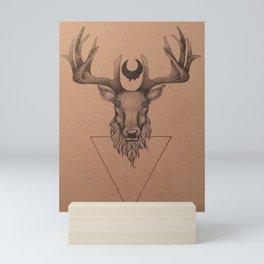 Buck Mini Art Print