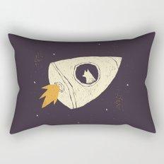 laika(purple) Rectangular Pillow