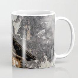 Alpine hut Coffee Mug