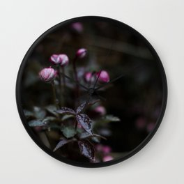 Returning Spring III Wall Clock
