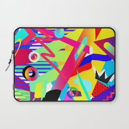 Bomb of Color Laptop Sleeve