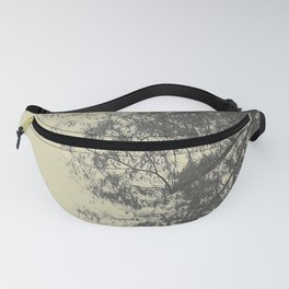 Tropical tree Fanny Pack