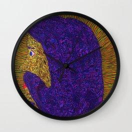California Man Wall Clock