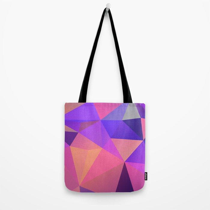 Geometric XX Tote Bag