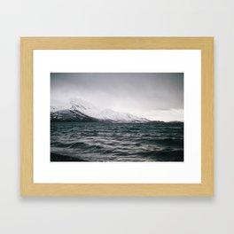 oh norway Framed Art Print