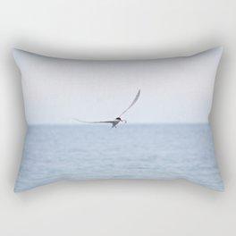 Tern with Dinner Rectangular Pillow