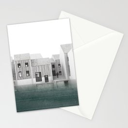Flood Resilient High Street - 2212 Stationery Cards