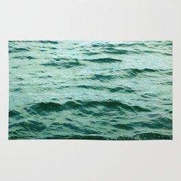 Aqua Ocean Rug