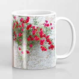 Italian Red Roses Coffee Mug