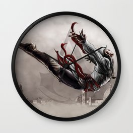 Ezio Auditore da Firenze Wall Clock
